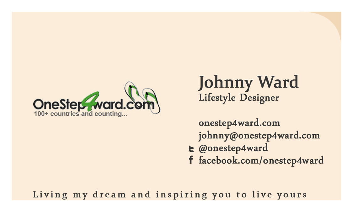 johnny ward business cared